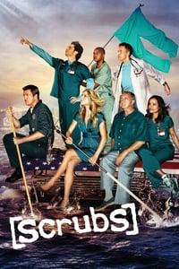 copertina serie tv Scrubs+-+Medici+ai+primi+ferri 2001