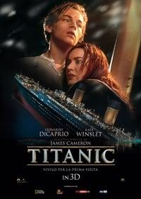 copertina film Titanic 1997