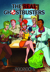 The Real Ghostbusters S02E41