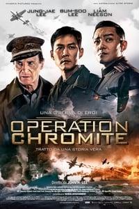 copertina film Operation+Chromite 2016