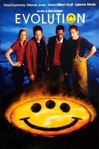 copertina film Evolution 2001