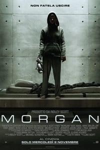 copertina film Morgan 2016