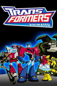 copertina serie tv Transformers+Animated 2007