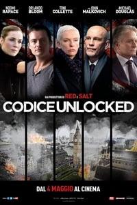 copertina film Codice+Unlocked+-+Londra+sotto+attacco 2017