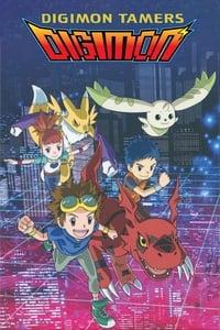copertina serie tv Digimon+Tamers 2001