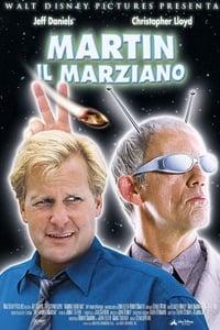 copertina film Martin+il+Marziano 1999