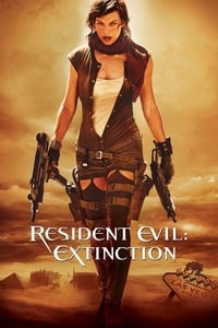 copertina film Resident+Evil%3A+Extinction 2007