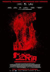 copertina film Suspiria 2018