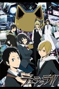 copertina serie tv Durarara%21%21 2010