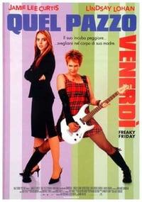 copertina film Quel+pazzo+venerd%C3%AC 2003
