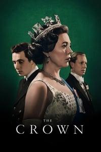 copertina serie tv The+Crown 2016