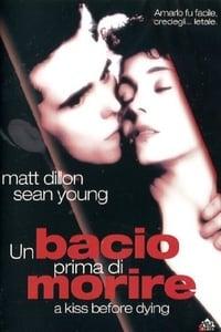 copertina film Un+bacio+prima+di+morire 1991