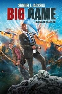 copertina film Big+Game+-+Caccia+al+presidente 2014