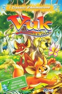 copertina film Vuk+-+Il+cucciolo+di+volpe 1981