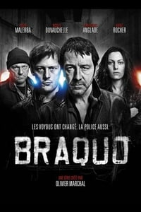 copertina serie tv Braquo 2009