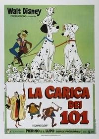copertina film La+carica+dei+101 1961