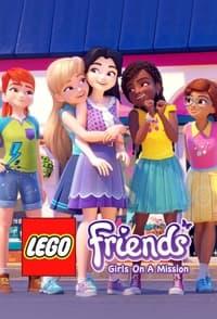 copertina serie tv LEGO+Friends+-+Ragazze+in+missione 2018