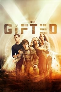 copertina serie tv The+Gifted 2017
