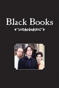 copertina serie tv Black+Books 2000
