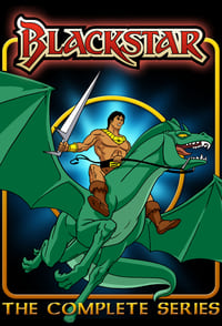 copertina serie tv Blackstar 1981