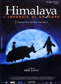 copertina film Himalaya+%E2%80%93+L%E2%80%99infanzia+di+un+capo 1999