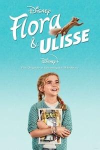 copertina film Flora+%26+Ulisse 2021
