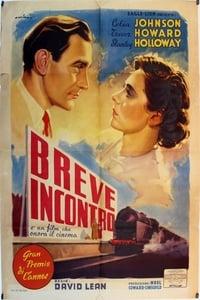 copertina film Breve+incontro 1945