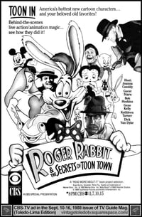 Roger Rabbit and the Secrets of Toon Town