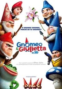 copertina film Gnomeo+%26+Giulietta 2011