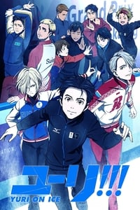 copertina serie tv Yuri+on+ice 2016