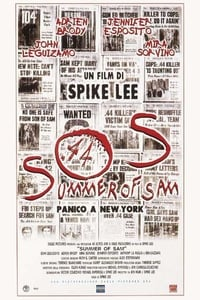 copertina film S.O.S.+Summer+of+Sam+-+Panico+a+New+York 1999