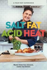 copertina serie tv Sale%2C+Grassi%2C+Acidi%2C+Calore 2018
