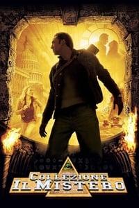 copertina film Il+mistero+dei+templari+-+National+Treasure 2004