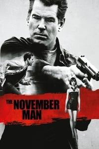copertina film The+November+Man 2014