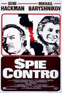 copertina film Spie+contro 1991