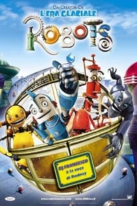 copertina film Robots 2005