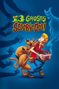 copertina serie tv I+13+fantasmi+di+Scooby-Doo 1985