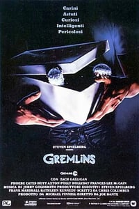 copertina film Gremlins 1984