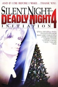 copertina film Initiation%3A+Silent+Night%2C+Deadly+Night+4 1990