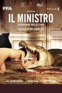 copertina film Il+Ministro+-+L%27esercizio+dello+stato 2011