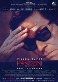 copertina film Pasolini 2014