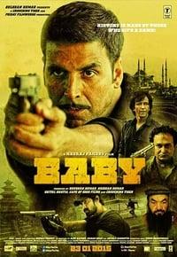copertina film Baby 2015
