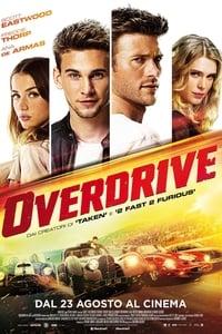 copertina film Overdrive 2017