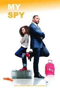 copertina film My+Spy 2020