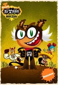 copertina serie tv El+Tigre%3A+The+Adventures+of+Manny+Rivera 2007