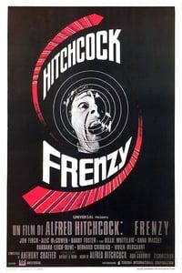 copertina film Frenzy 1972