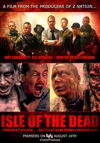 copertina film Isle+of+the+Dead 2016
