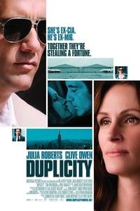 copertina film Duplicity 2009