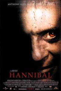 copertina film Hannibal 2001