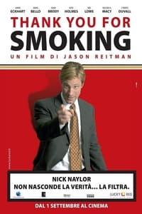 copertina film Thank+You+for+Smoking 2006